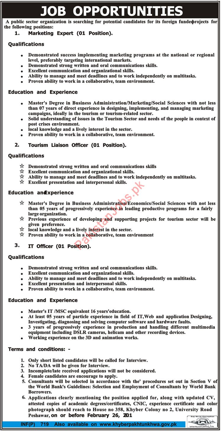 liaison officer job description