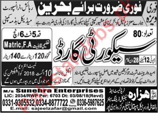 Security Guards Jobs 2018 In Bahrain 2019 Overseas Company
