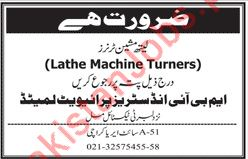 Mbi Industries Lathe Machine Operator Jobs 2018 2019 Mbi Industries