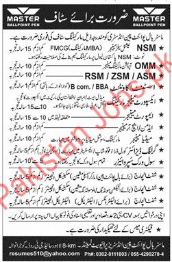 National Sales Manager Assistant Accountant Graphics Designer Jobs